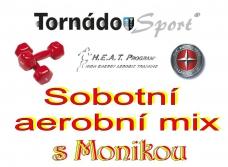 SOBOTNÍ AEROBNÍ MIX S MONIKOU