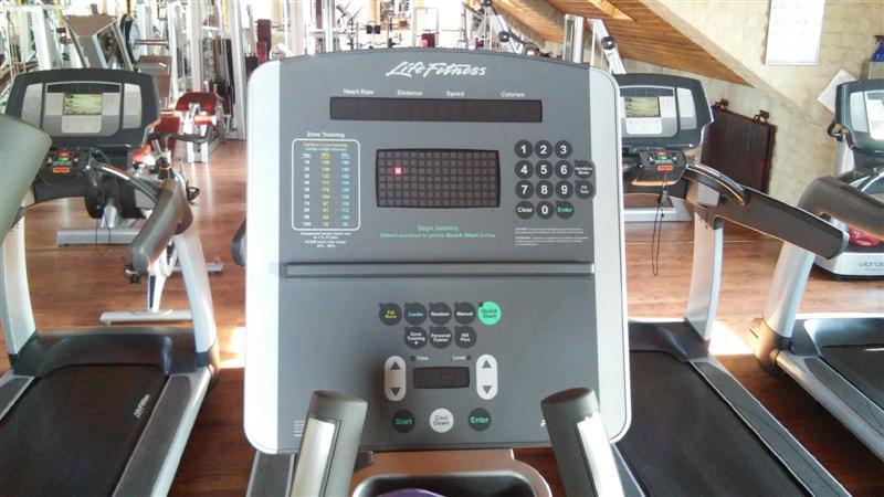 Tornádo Sport: Nová aerobní zóna ve společném fitness.